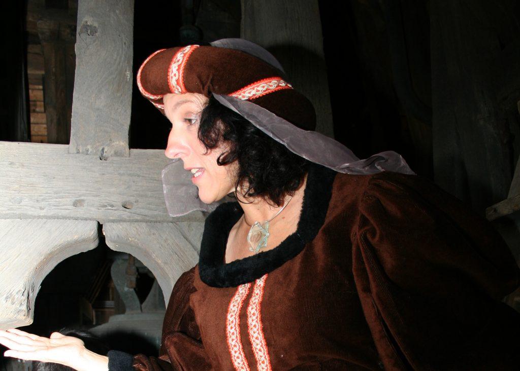 _VISITES SPECTACLES_ DAME COLIN LE MIQUIEL Beffroi de Douai